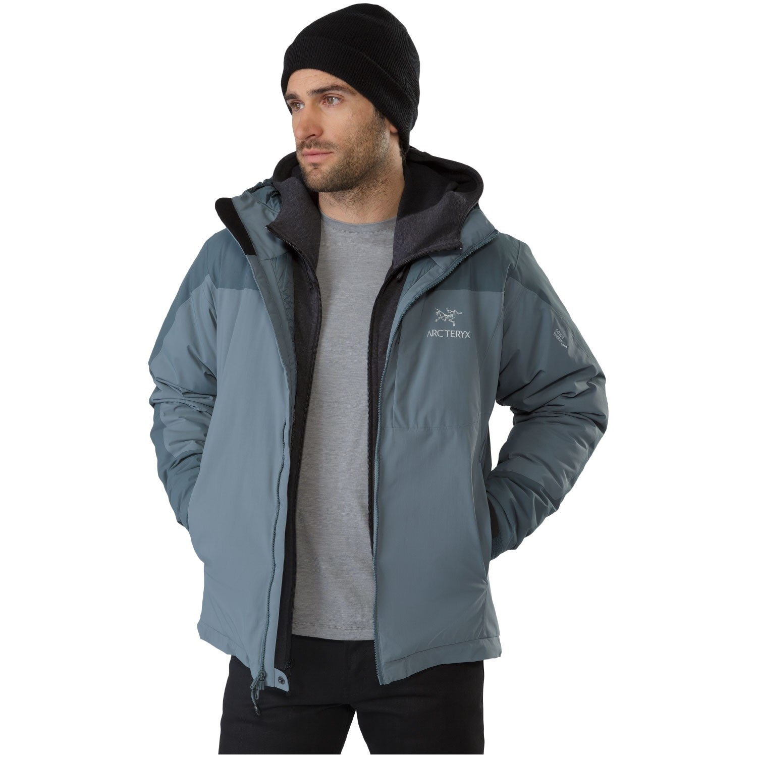 Arc'teryx Kappa Men's Insulated Hoody - Proteus - front view