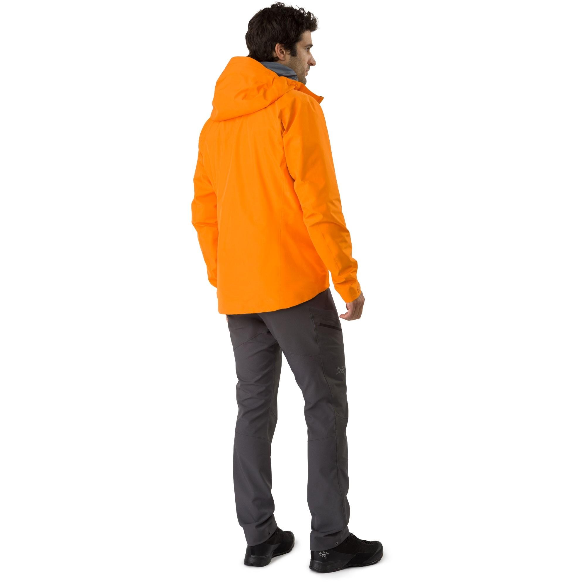 Arc'teryx Alpha FL Waterproof Jacket - Beacon