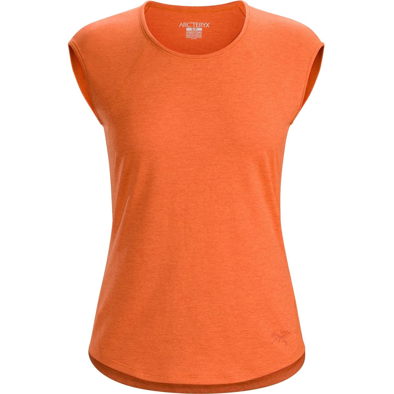 Arc'teryx Kadem Top SS Women's Baselayer T-Shirt - Awestruck