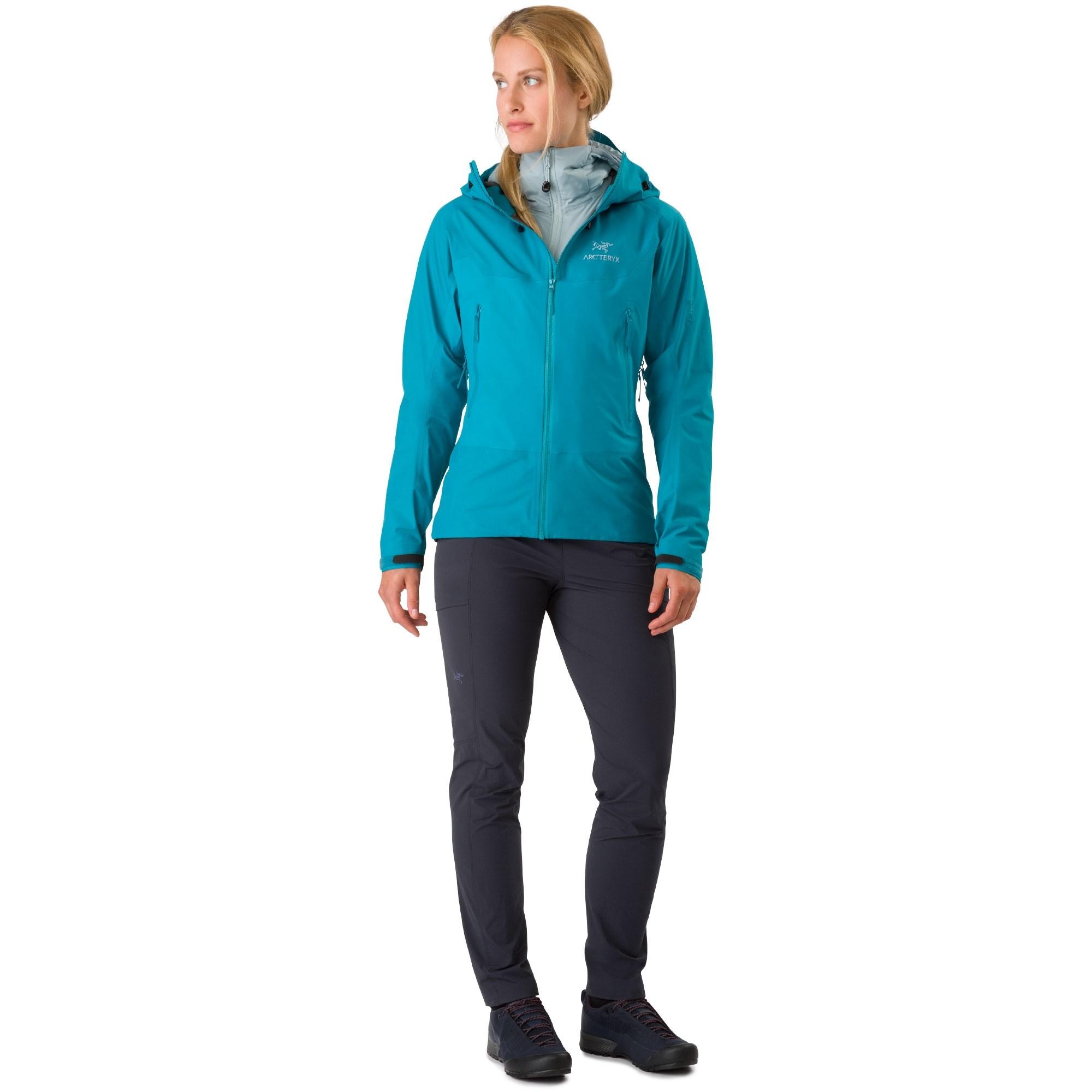 Arc'teryx Beta SL Hybrid Women's Waterproof Jacket - Dark Firoza