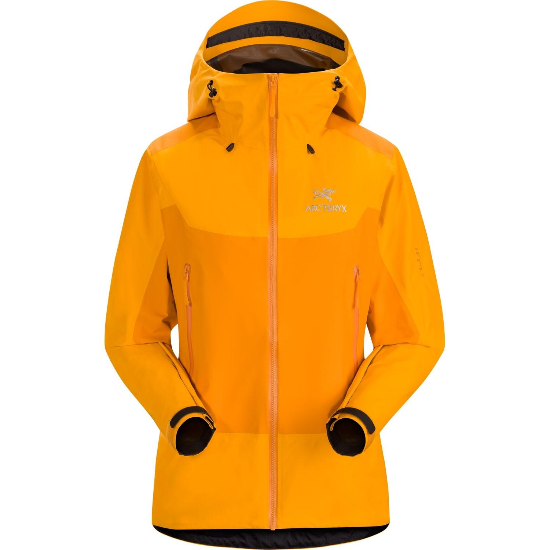 Arc'teryx Beta SL Hybrid Women's Waterproof Jacket - Dawn