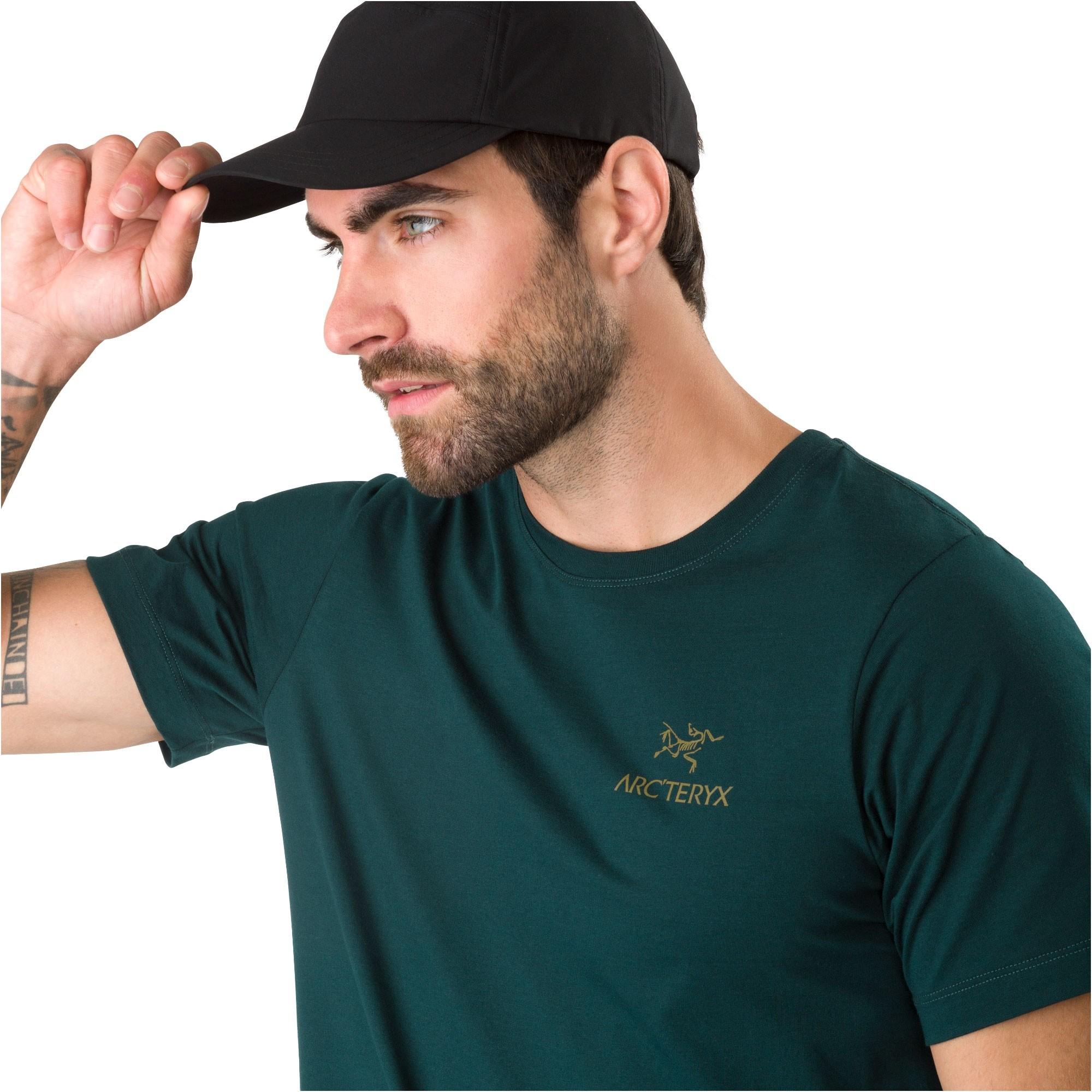 Arc'teryx Emblem T-Shirt - Labyrinth