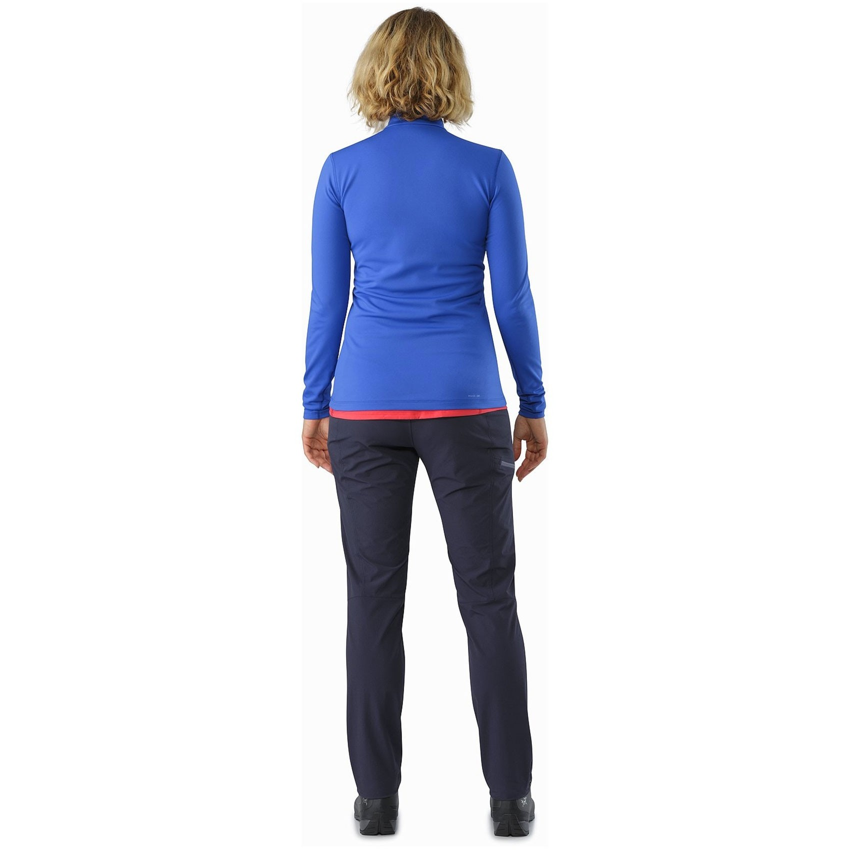 Arc'teryx Gamma LT Women's Softshell Pant - Black Sapphire - back view