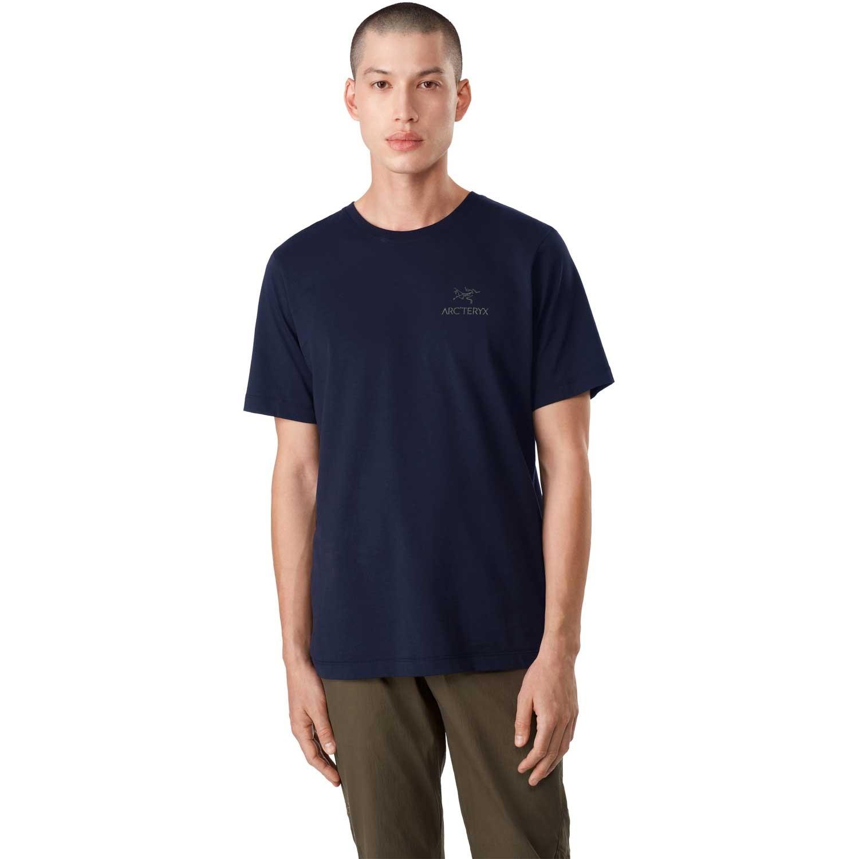 Arc'teryx Emblem T-Shirt - Kingfisher