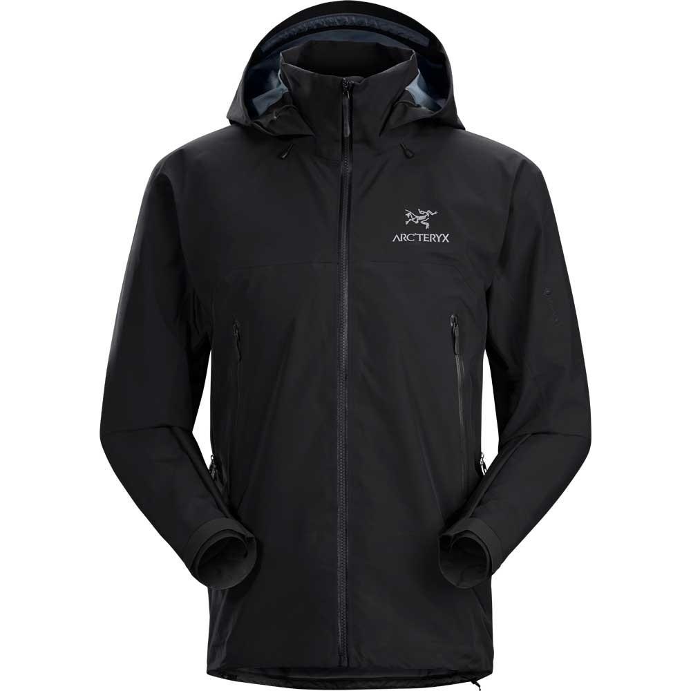 Arc'teryx Beta AR Waterproof Jacket - Black