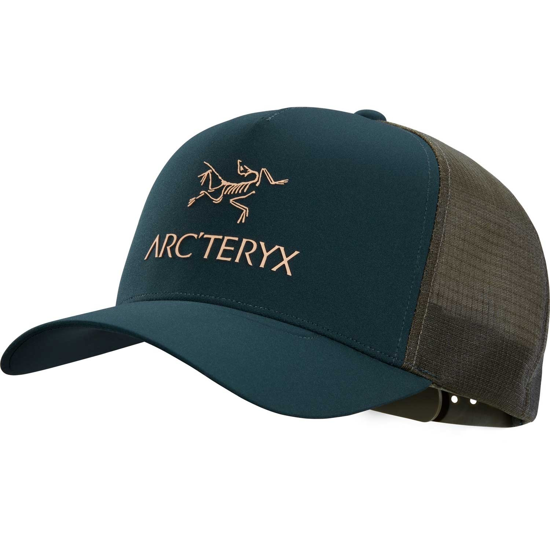 Arc'teryx Logo Trucker Hat - Enigma
