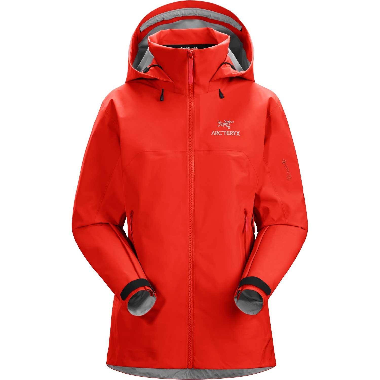 Arc'teryx Beta AR Waterproof Jacket - Women's - Dynasty