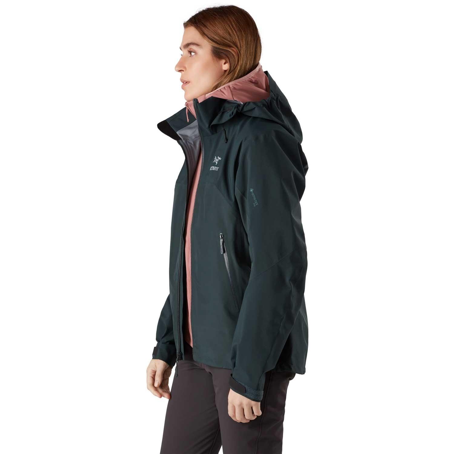 Arc'teryx Beta AR Waterproof Jacket - Women's - Enigma