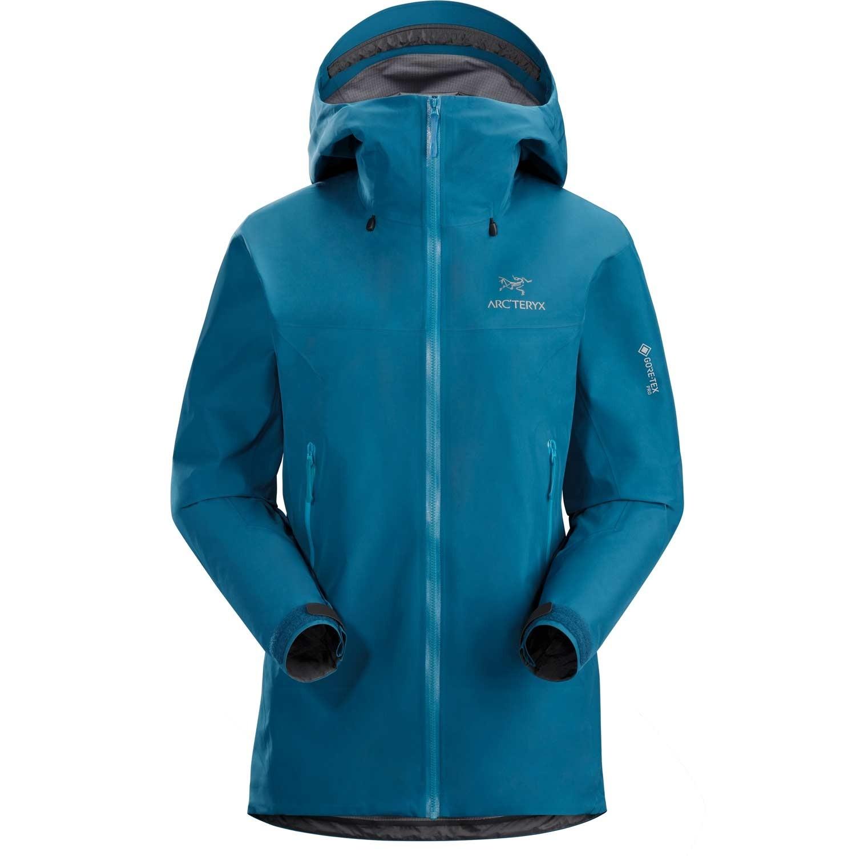 Arcteryx Beta LT Waterproof Jacket - Women's - Iliad