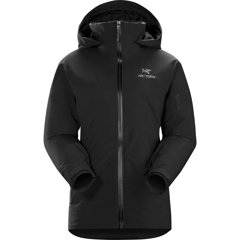 Arc'teryx Fission SV GTX Jacket - Women's - Black