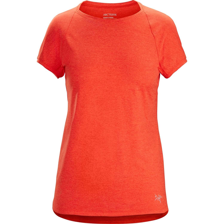 Arc'teryx Taema SS Women's Baselayer T-Shirt - Hyperspace