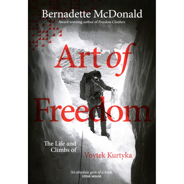 Art of Freedom: Bernadette McDonald