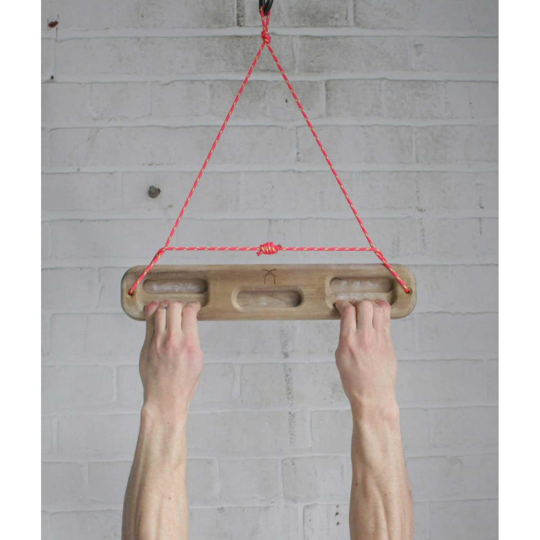 Ash Climbing Portable Fingerboard