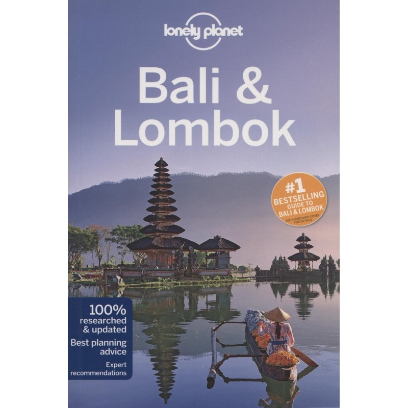 Bali & Lombok by Lonely Planet