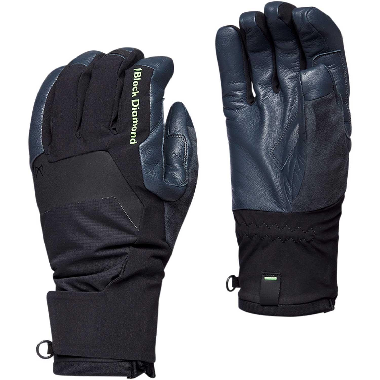 Black Diamond Punisher Winter Climbing Gloves - Black