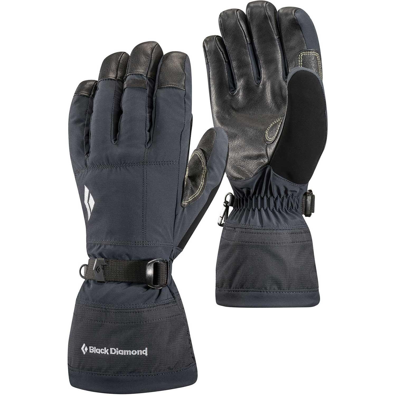 Black Diamond Soloist Alpine Climbing Gloves - Black