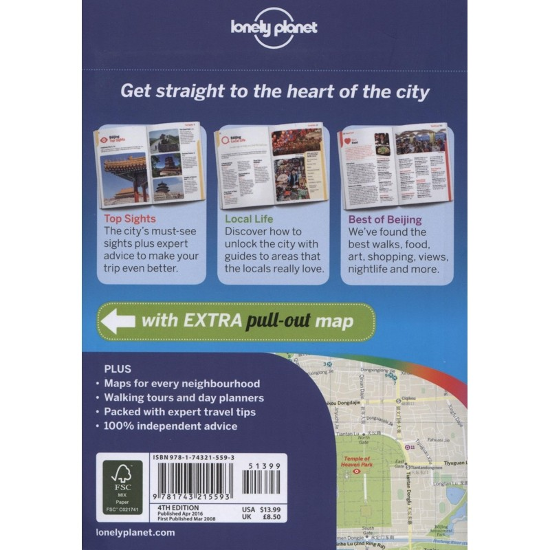 Paris: Lonely Planet Pocket Guide