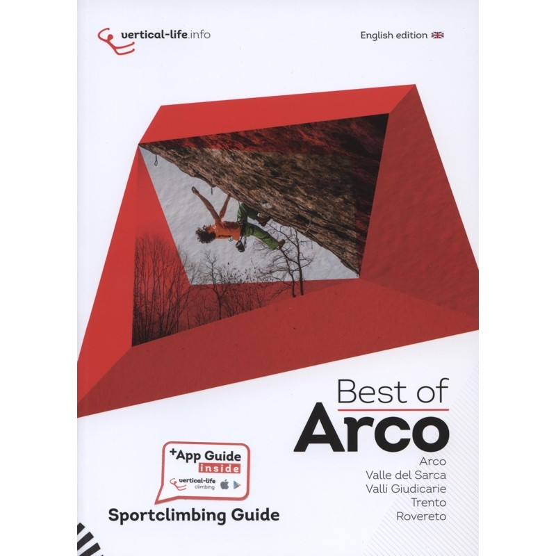 Best of Arco Sportclimbing Guide by Vertical-Life