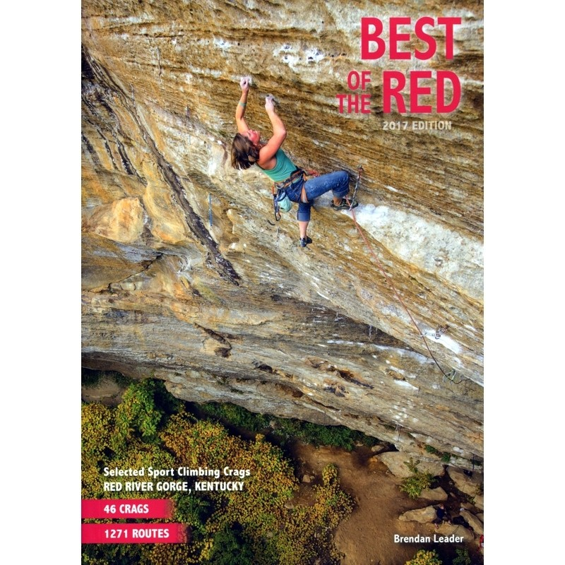 Best of the Red: Selected Sport Climbing Crags Red River Gorge
