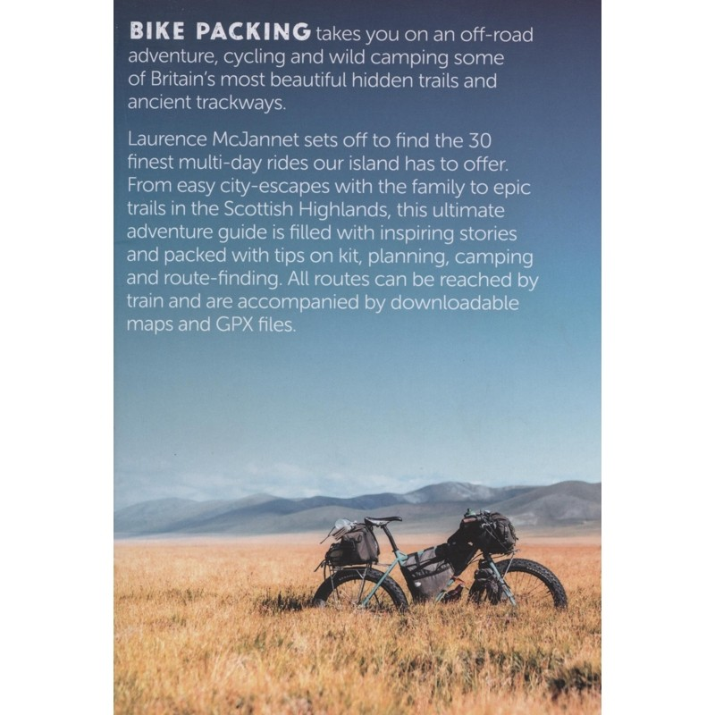 Bikepacking: Mountain Bike Camping Adventures by Books And Maps