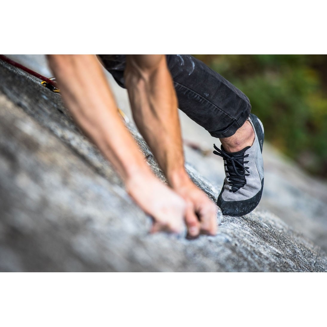 BLACK DIAMOND - Aspect Climbing Shoes - Aluminium