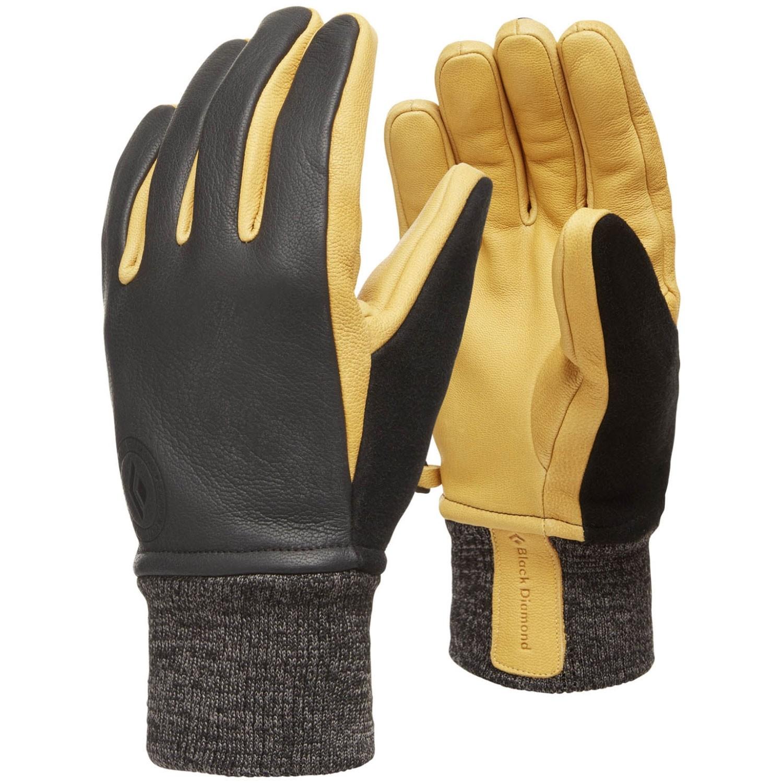 BLACK DIAMOND - Dirt Bag Gloves - Black