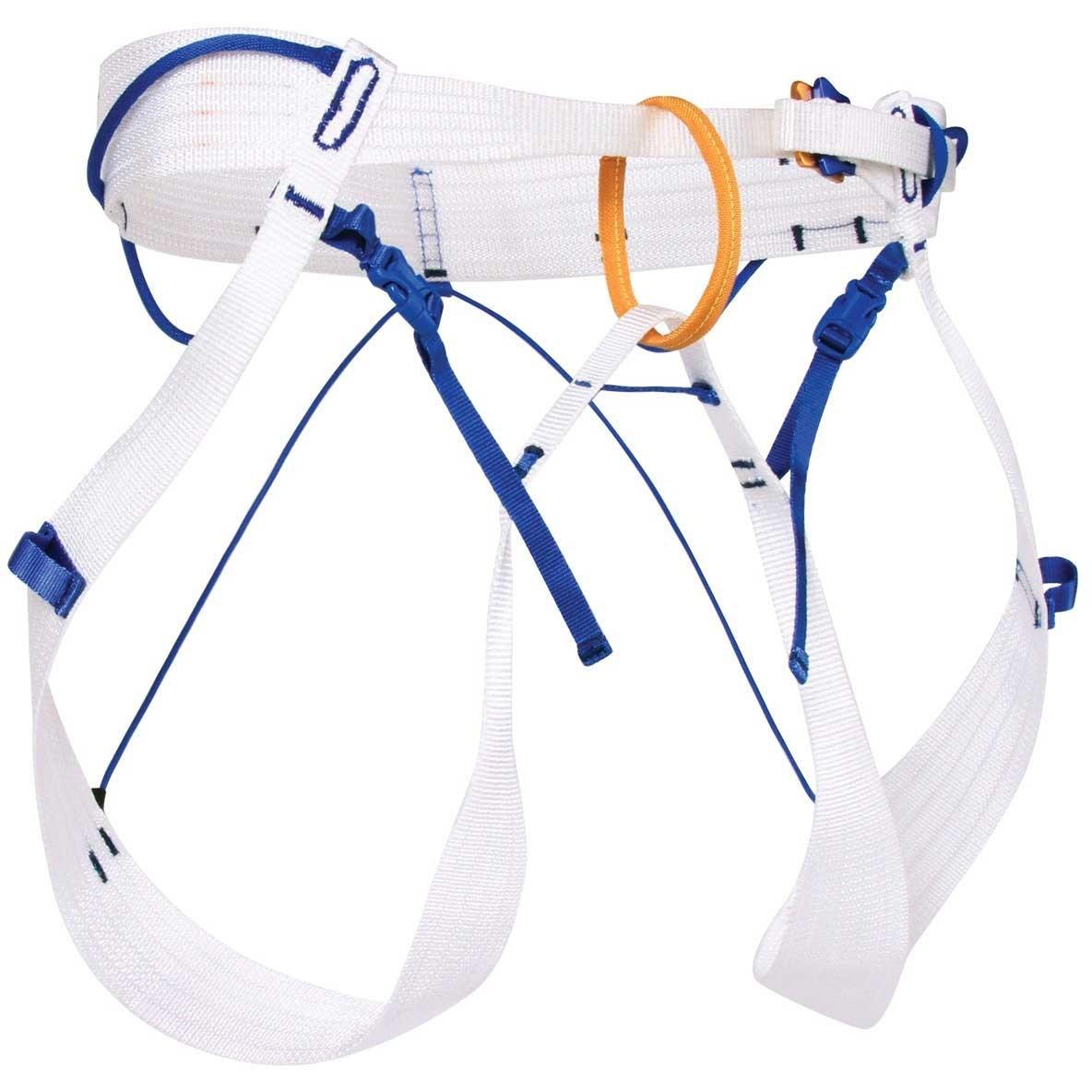 Blue Ice Choucas Climbing Harness - White
