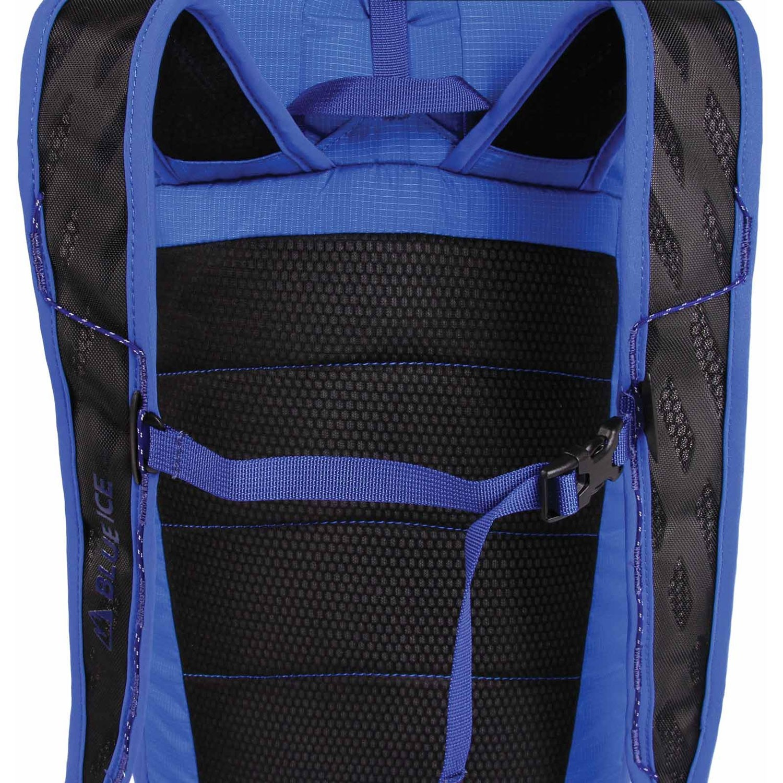 Blue Ice Dragonfly 25L Rucksack - Turkish Blue - suspension