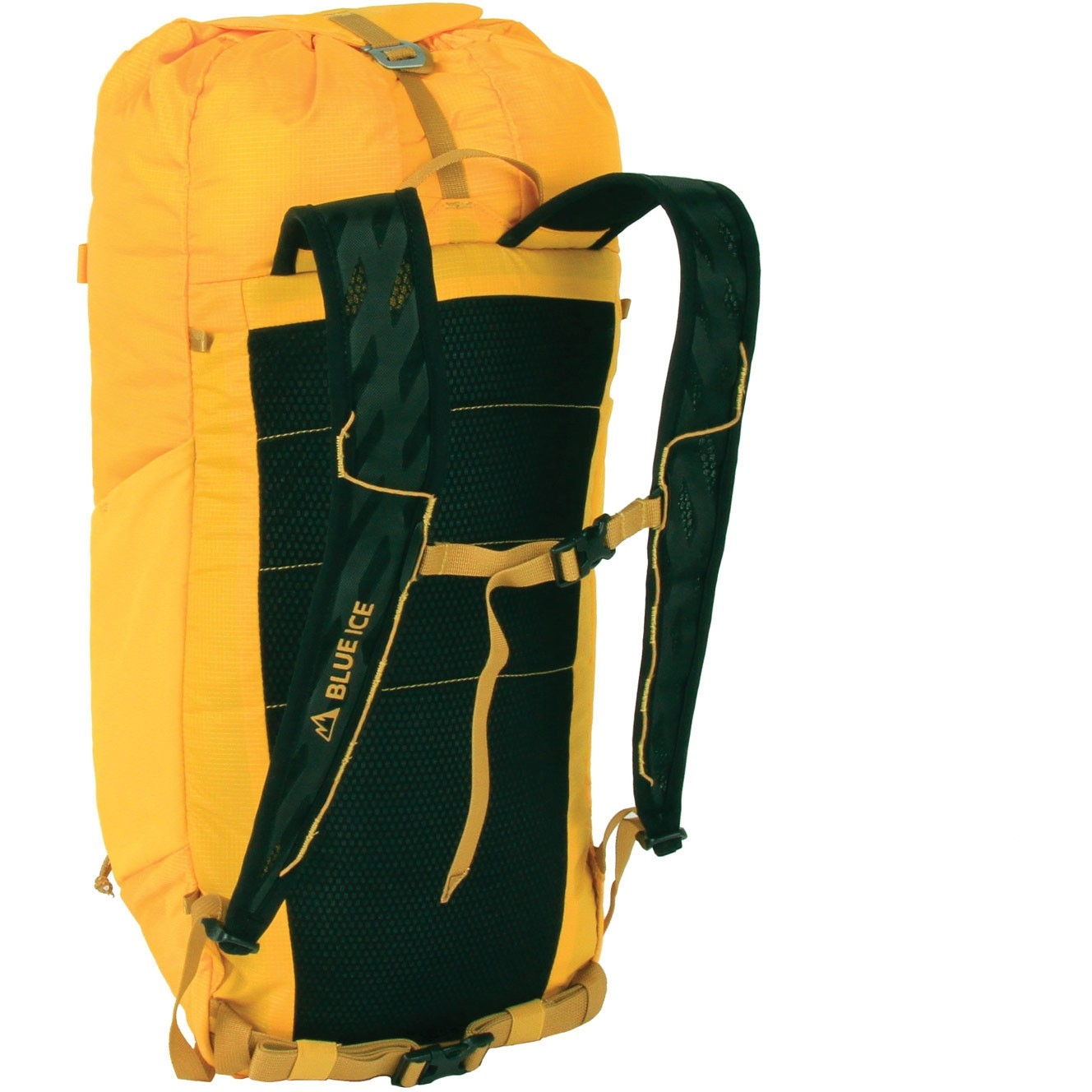 Blue Ice Dragonfly 25L Rucksack - Spectra Yellow - back