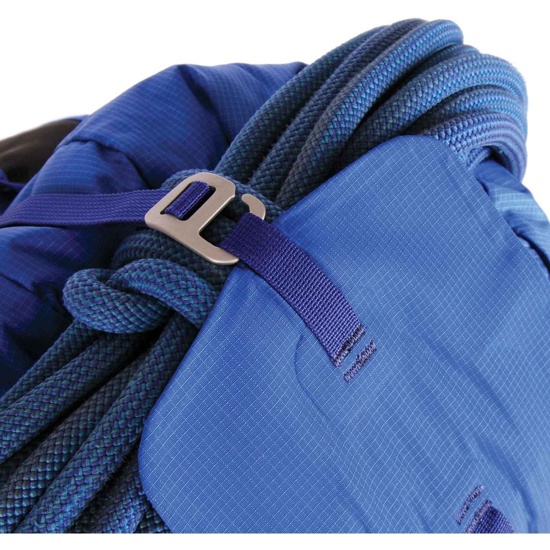 Blue Ice Dragonfly 25L Rucksack - Turkish Blue - rope holder