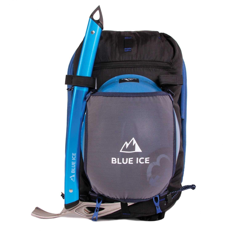 Blue Ice Dragonfly 18L Rucksack - Black