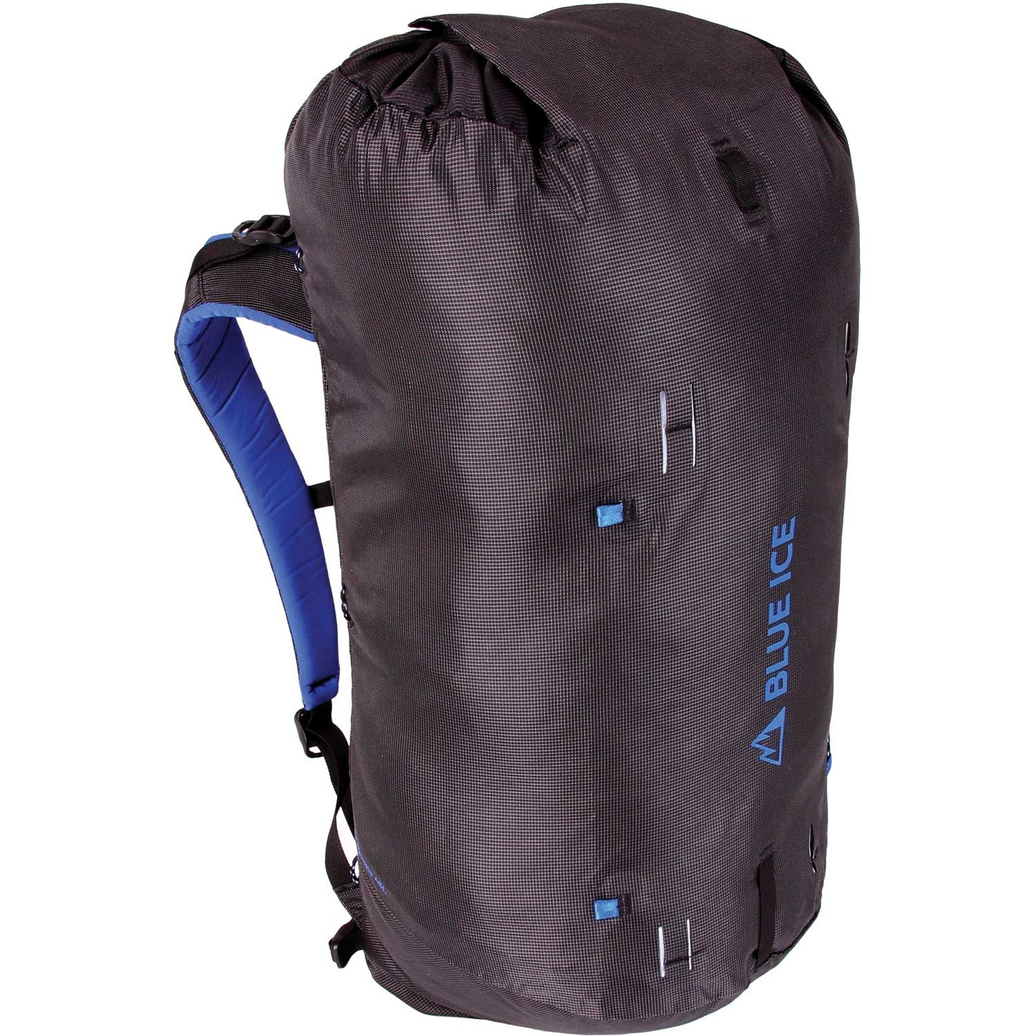 Blue Ice Dragonfly 45L Rucksack - Black - minimal