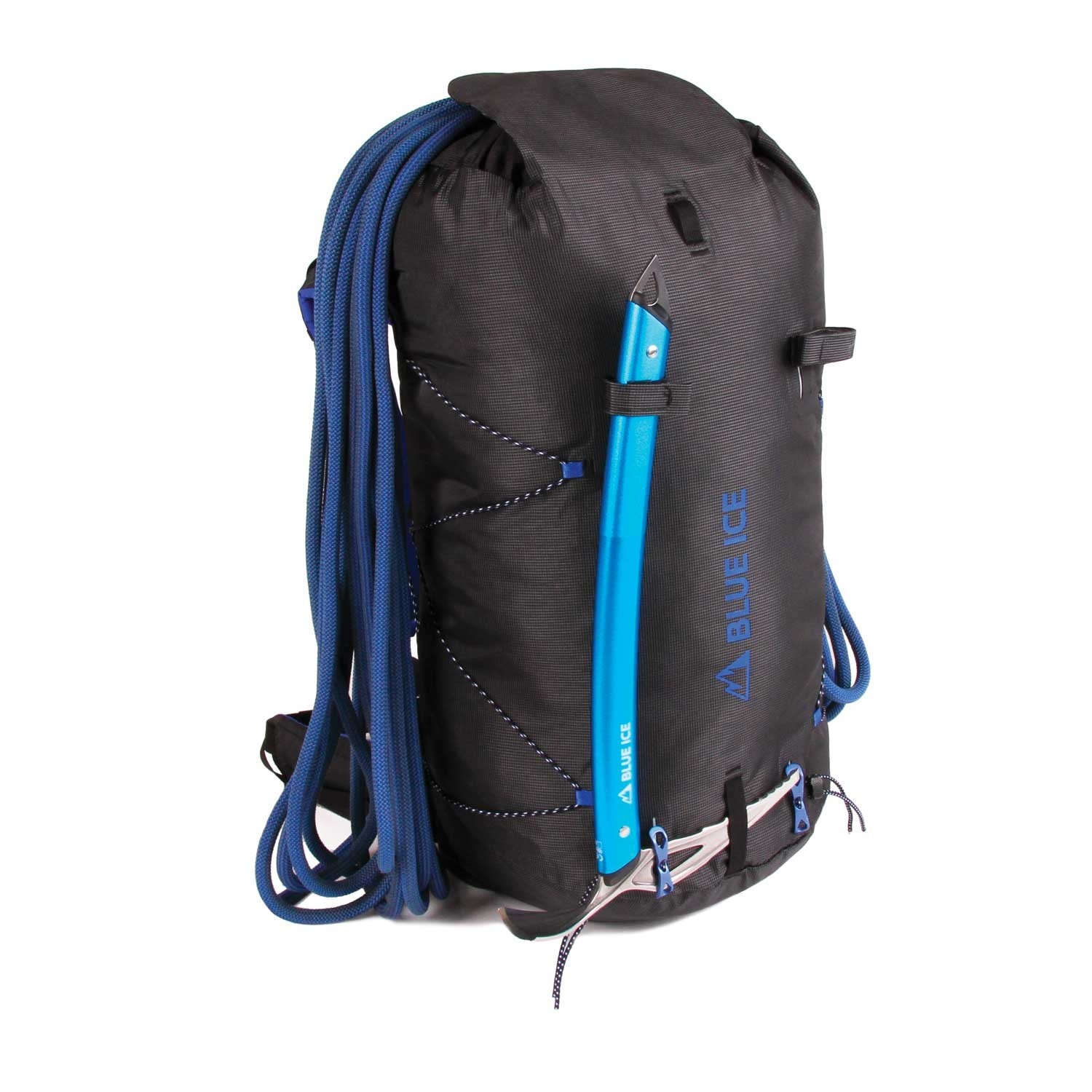 Blue Ice Dragonfly 45L Rucksack - Black