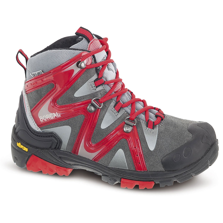 Boreal Aspen Kid's Walking Boot - Red/Grey