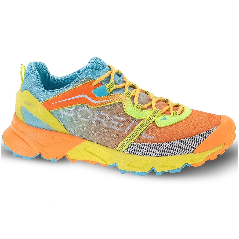 Boreal Saurus Women's Running Shoe - Yellow/Orange