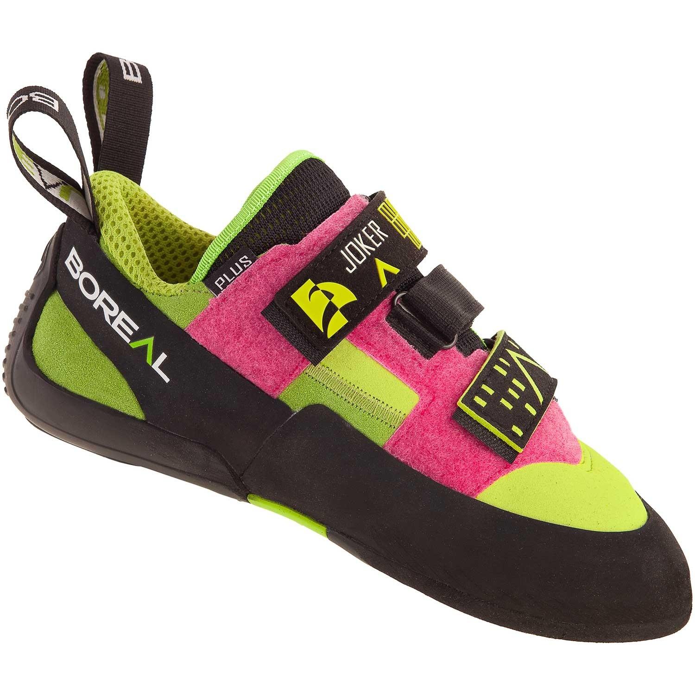 Joker Plus Velcro Climbing Shoes - Women's - Neon Special