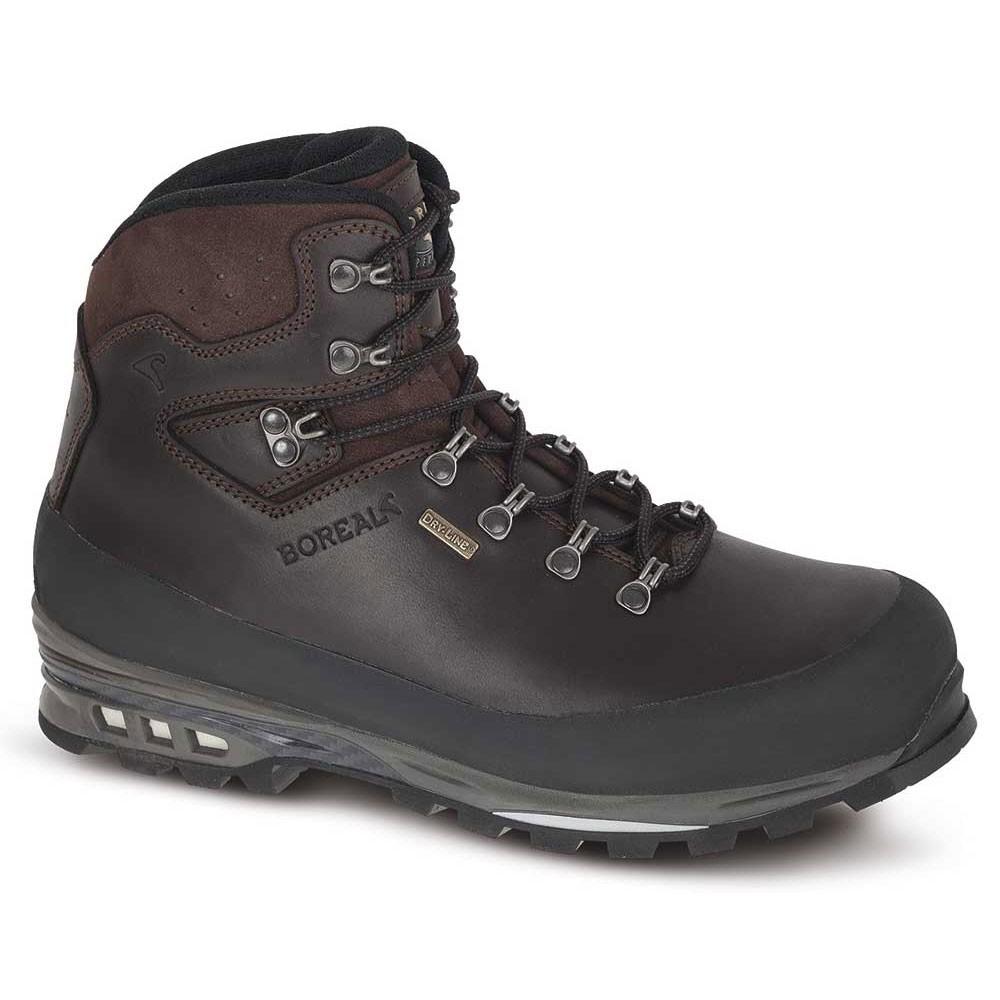 Boreal Zanskar Full-Grain Leather Walking Boot - Brown