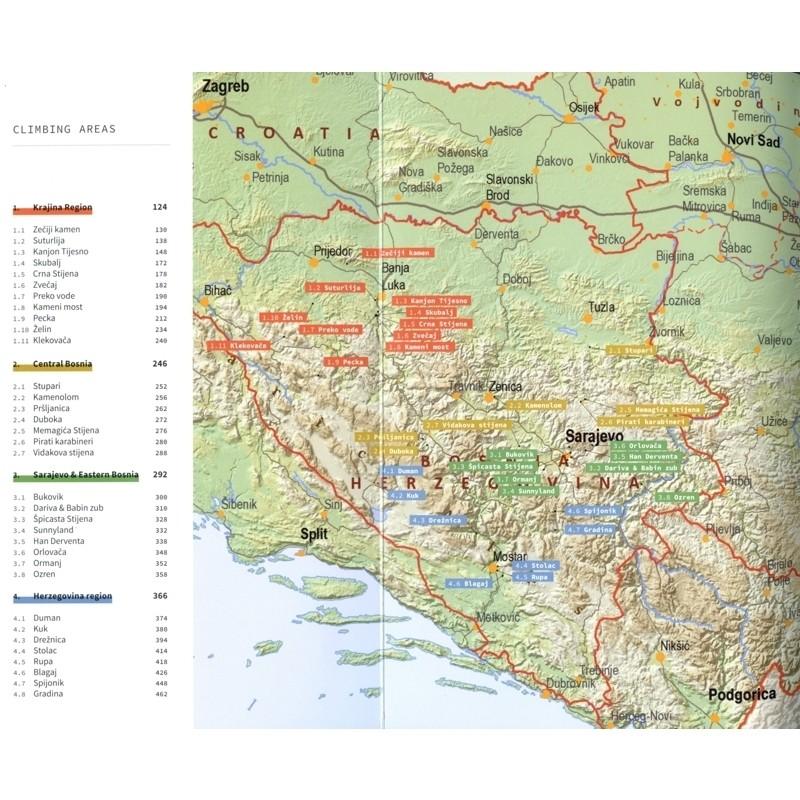 Bosnia Herzegovina Rock Climbing Guide Balkan Colours Igor