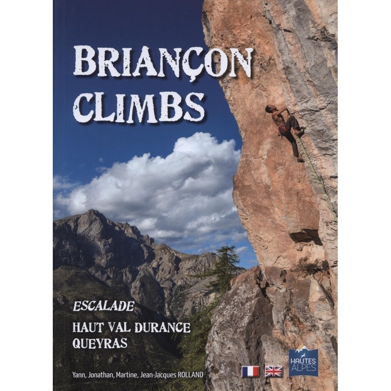 Briancon Climbs by Editions du Fournel