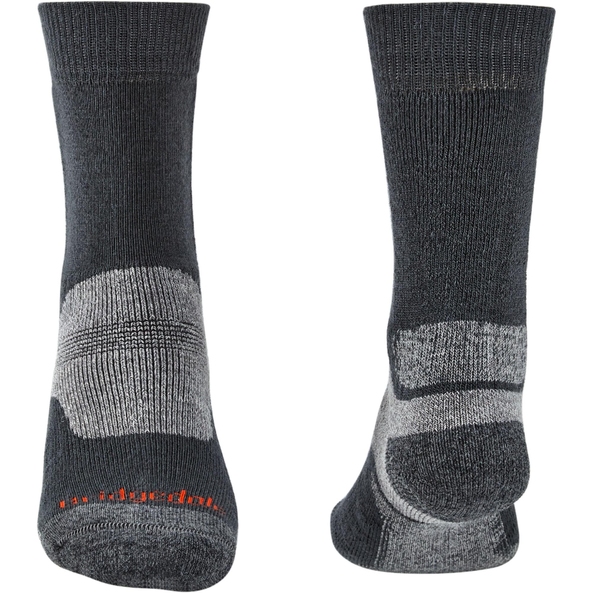 Bridgedale Hike Midweight Merino Endurance Men's Socks - Gunmetal