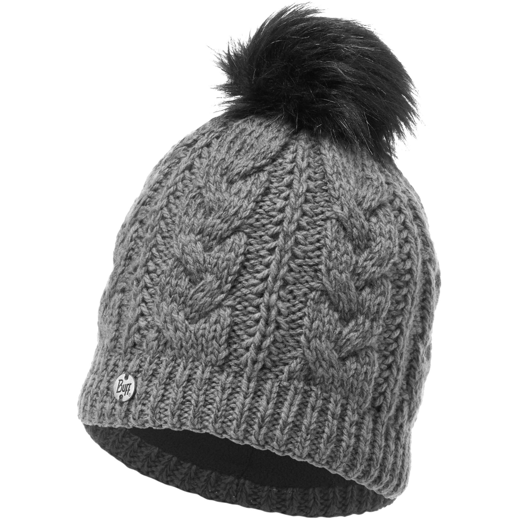 Buff Darla Hat - Pewter Grey