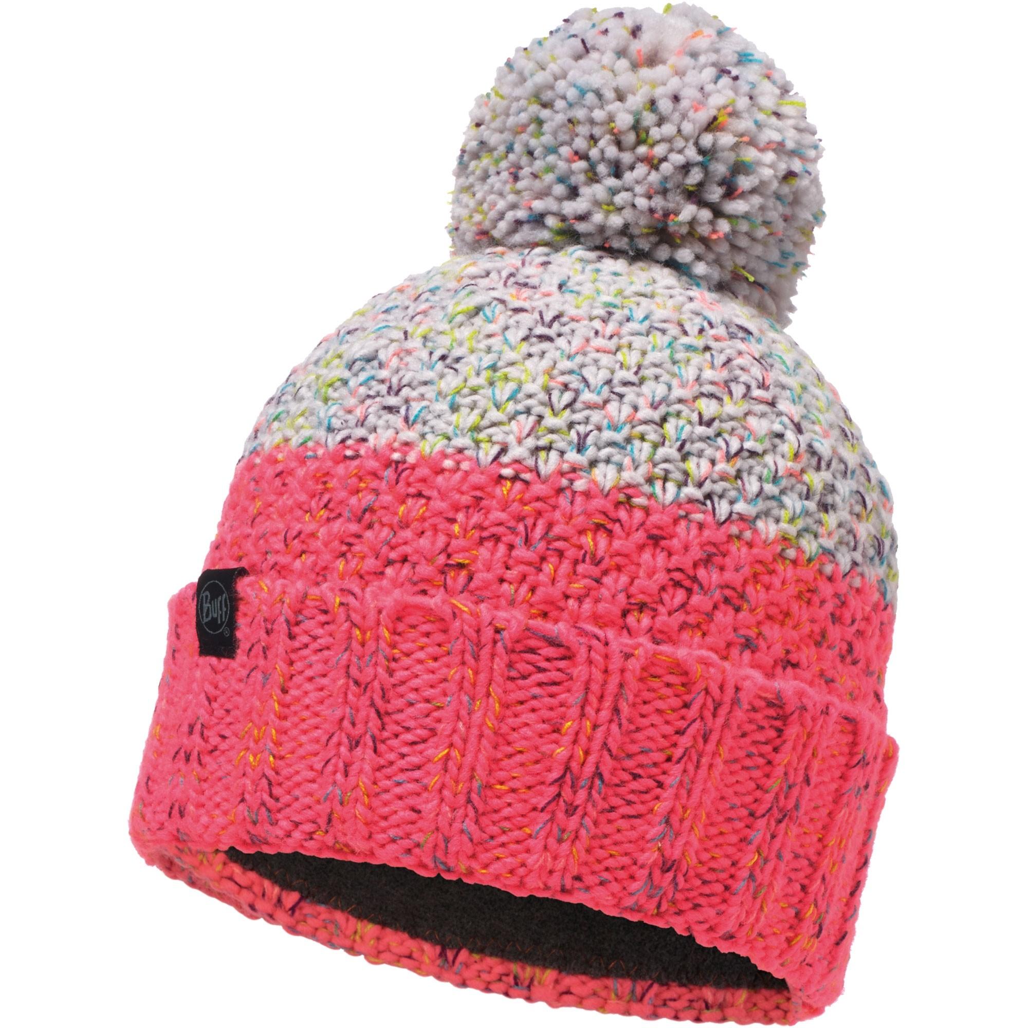 ... Buff Janna Knitted Hat - Cloud ... 3c6140e751d