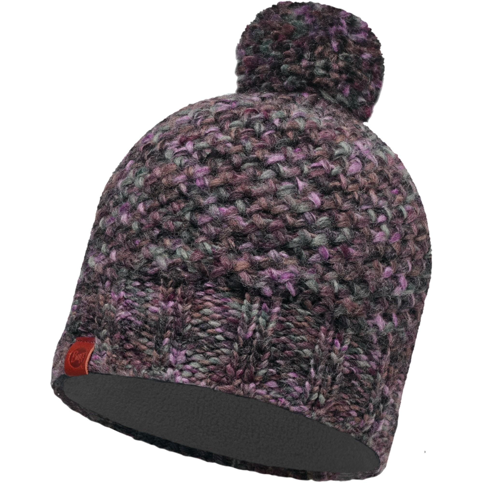 Buff Margo Hat - Plum