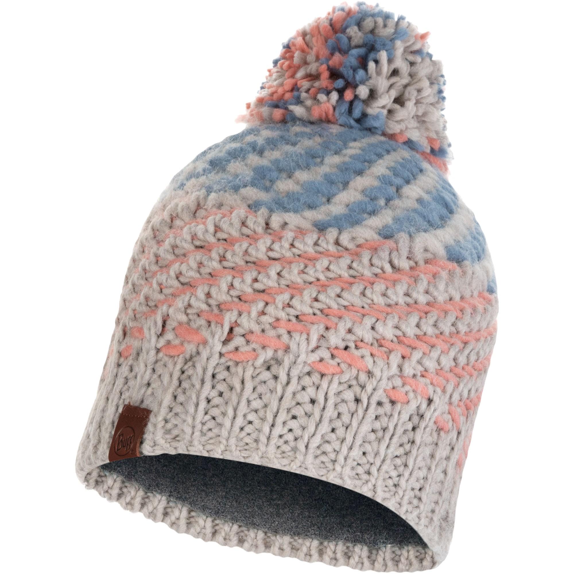 Buff Nella Knitted Hat - Multi