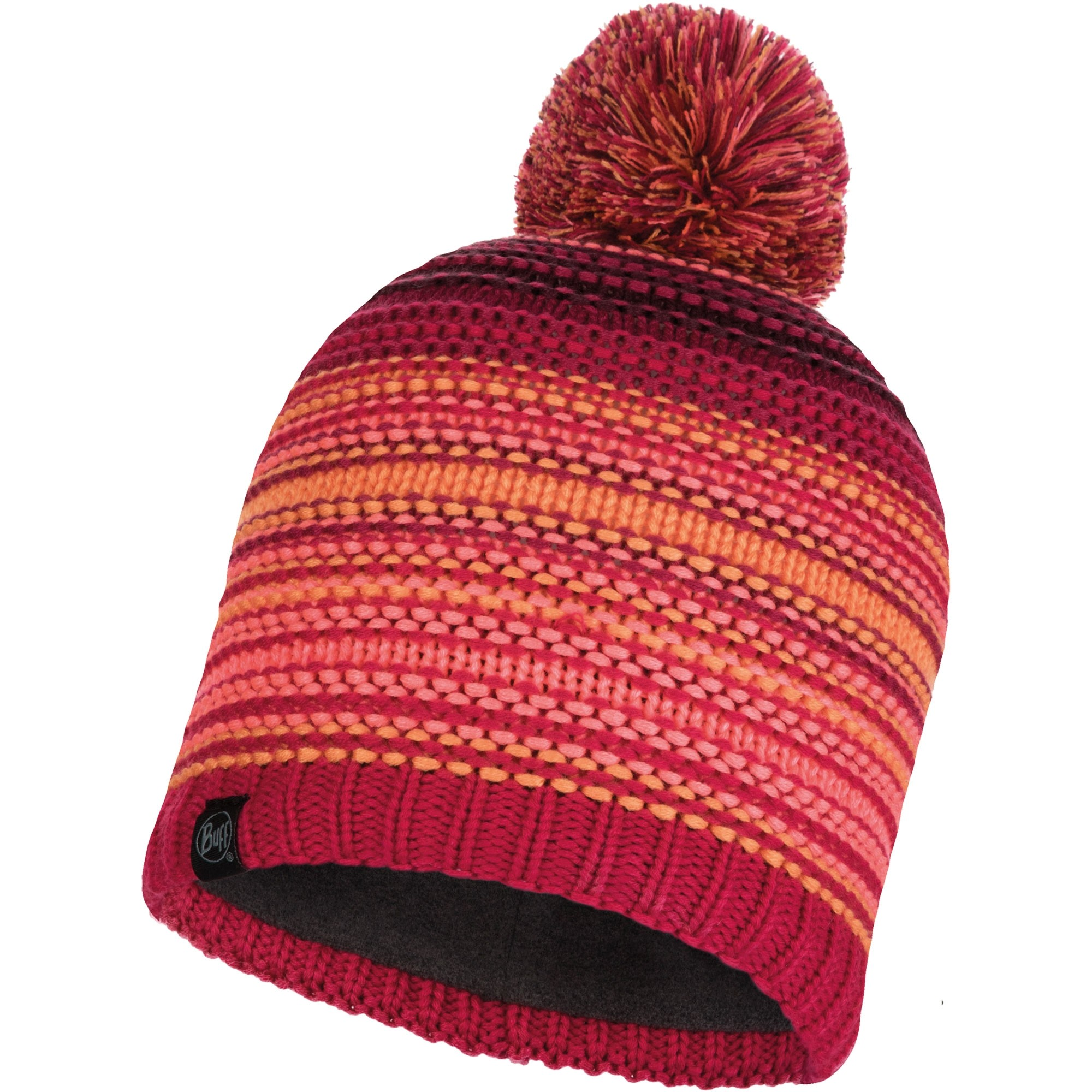Buff Neper Hat - Bright Pink