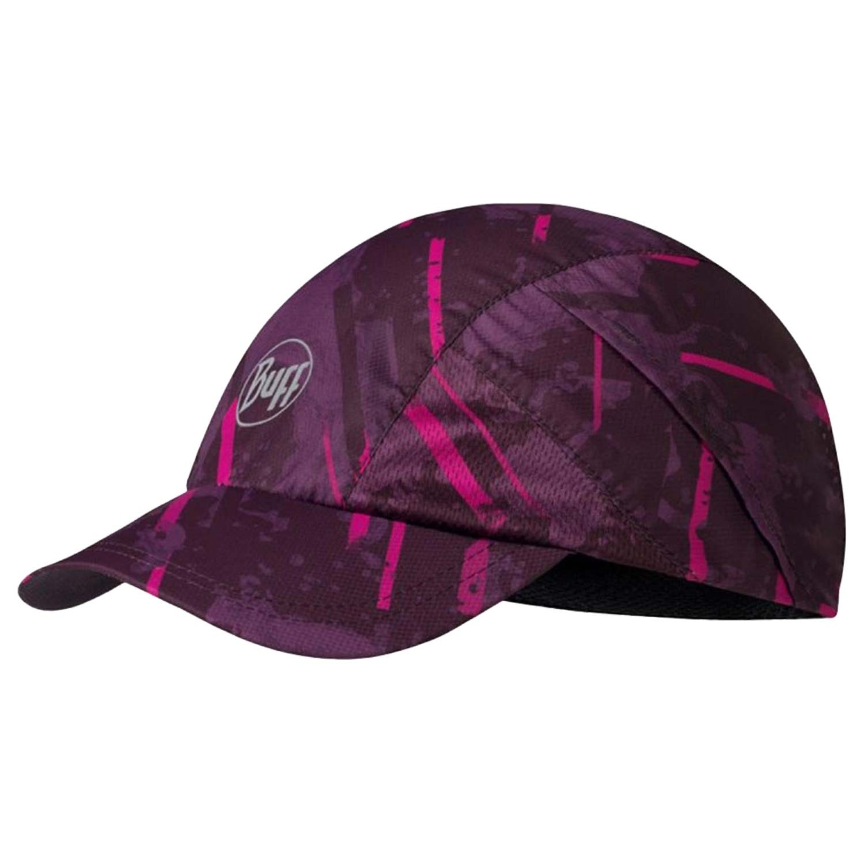 Buff Pro Run Cap - Stray Pink