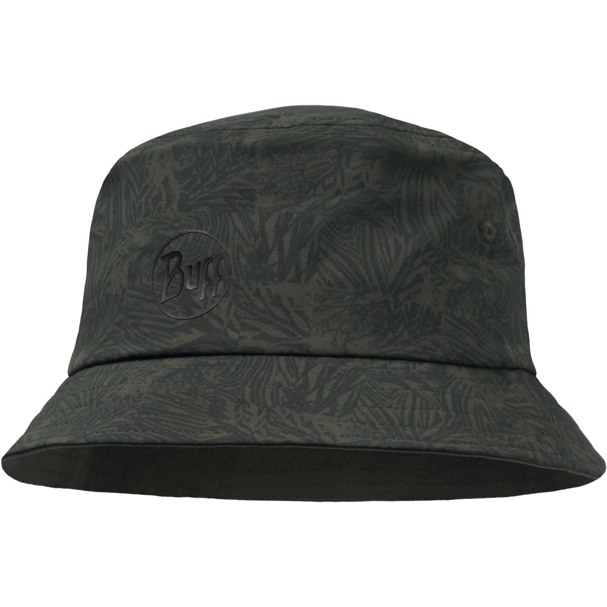3dcc6e563e1 ... Buff Trek Bucket Hat - Checkboard Moss Green ...