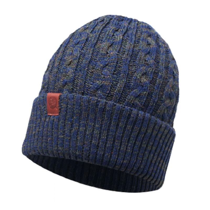 Buff Braidy Knitted Hat