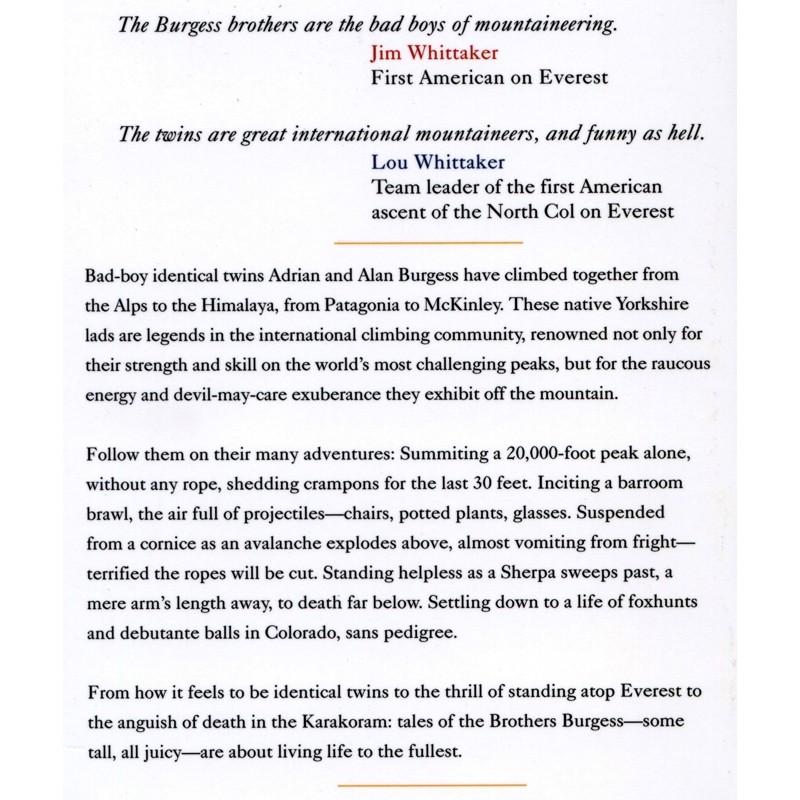 The Burgess Book of Lies
