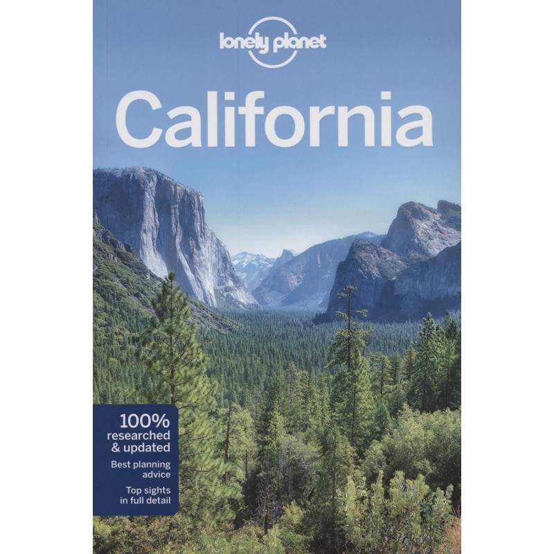 California by Lonely Planet